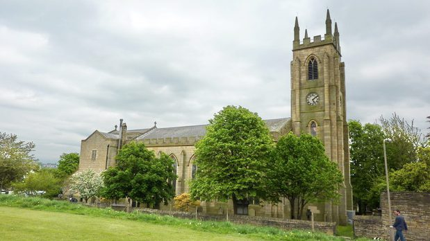 St Martins Parish Church   Brighouse Arts Festival