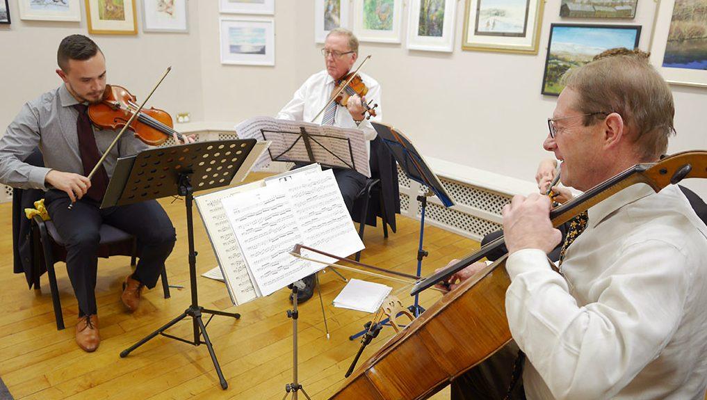 Huddersfield String Quartet