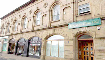 Brighouse Civic Hall   Brighouse Arts Festival