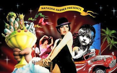 A Night at the Movie Musicals by Natasha Harper Productions