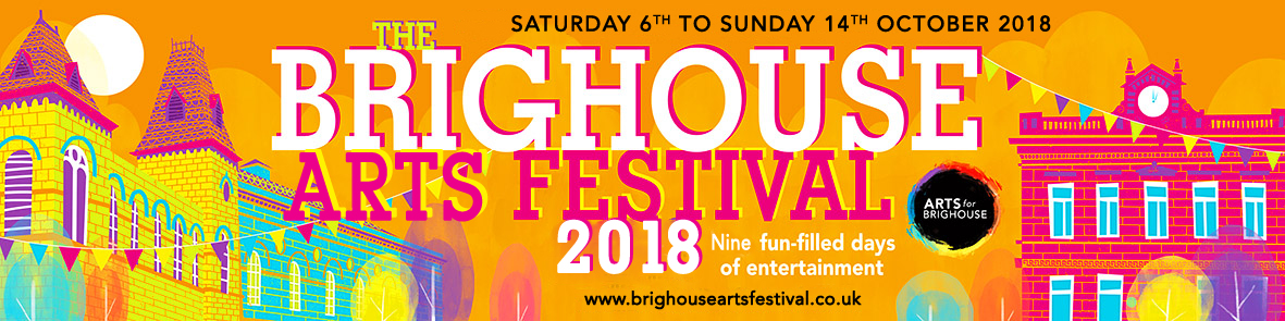 Brighouse Arts Festival 2018